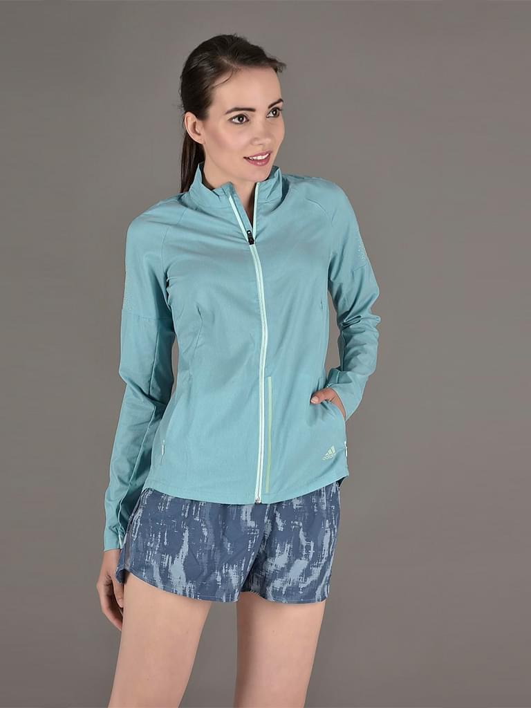 Adidas PERFORMANCE SUPERNOVA JKT. Női running kabát 791b8b1ddb