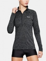 Tech Half Zip Twist