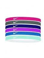 PRINTED HEADBANDS ASSORTED 6PK